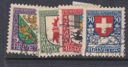 Switzerland Pro Juventute 1926 Used - Pro Juventute