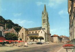 Vinay (Isère) - L´Eglise - Vinay