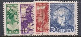 Switzerland Pro Juventute 1933 Used - Pro Juventute