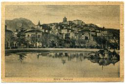 1952 CARTOLINA VIAGGIATA PENNE PER TERAMO - Pescara