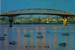 AUCKLAND    HARBOUR  BRIDGE      (NUOVA) - Nuova Zelanda