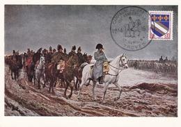 Thème Napoléon - Carte Maximum - Document - Napoléon