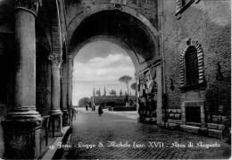 FANO    LOGGE  DI  S. MICHELE     ARCO DI  AUGUSTO        (VIAGGIATA) - Fano