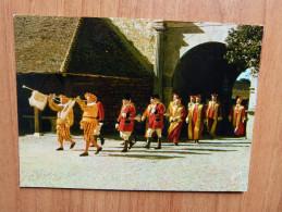 Vin   Confrérie Des Chevaliers Du Tastevin Clos De Vougeot - Ansichtskarten