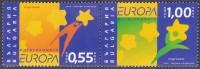 CEPT / Europa 2006 Bulgarie N° 4094 & 4095 ** L'intégration ( Timbres En Paire) - 2006