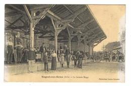 CPA 10 NOGENT SUR SEINE La Laiterie Maggi - Nogent-sur-Seine