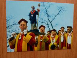 Vin   Confrérie Des Chevaliers Du Tastevin Clos De Vougeot - Cartoline