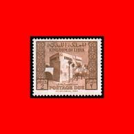 LIBYA - 1964 Postage Due Taxe Fiscaux Portomarken (set MNH) - Libya