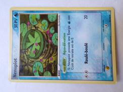 Carte Pokemon 2007 Nenupiot 50PV 55/100 - Pokemon