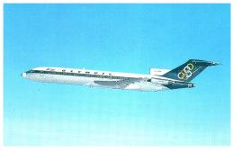 AVIATION - OLYMPIC AIRWAYS - Boeing 727-200 - - 1946-....: Moderne