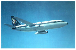 AVIATION - OLYMPIC AIRWAYS - Boeing 737 200 -- - 1946-....: Moderne