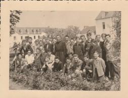 Photo - Saint Ilan  (22) - Ecole D'horticulture 1957 1958   - Format 11,5 X 9 Cm - Scan Recto-verso - Photographs