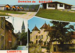Domaine De Boulieu - Charette - Environs De Montalieu (Isère) - France