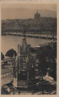 Genève - Genf - Monument Brunswick Et Vue Sur La Ville - GE Genève