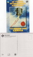 CERVIA - 1999 - 19° Festival Internazionale Aquilonisti - - Cartoline
