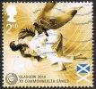 GB 2014 Commonwealth Games, Glasgow 2nd Good/fine Used [21/25704/ND] - 1952-.... (Elizabeth II)