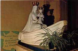 Boulogne Sur Mer : Notre Dame Du Grand Retour à Travers La France (1943/1948 Histoire) N°43 Artaud Neuve - Boulogne Sur Mer