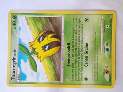 Carte Pokemon 2008 Tournegrin PV40 114/132 - Pokemon