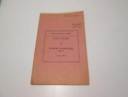 MAT-6849 DEVIDOIR TELEPHONIQUE CE-11   19 Juin 1944 - Books, Magazines  & Catalogs
