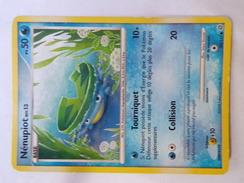 Carte Pokemon 2008 Nénupiot PV50 92/132 - Pokemon
