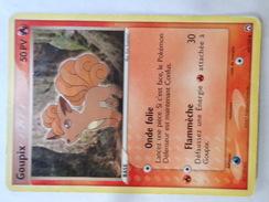 Carte Pokemon 2007 Goupix 50PV 69/108 - Pokemon