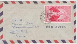 Ven078 / VENEZUELA -  Madonna Mit Kind (Jungfrau Von Coromoto) 300-Jahrfeier 1053 Auf Brief - Venezuela