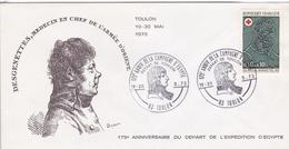 Thème Napoléon - Enveloppe - Oblitération Spéciale - Napoléon
