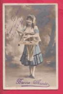 BELLE FEMME - BELLE EPOQUE GAUFRIERE - Mujeres