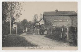 62 PAS DE CALAIS - COUPELLE VIEILLE La Gare - Autres Communes