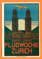 MAI063, Repro, Flugwoche 1910, 1276, GF, Non Circulée - Sin Clasificación