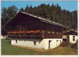 """Freilichtmuseum STÜBING - """"Wegleithof"""" Aus St. Walburg Im Ultental, Südtirol - Österreich"""