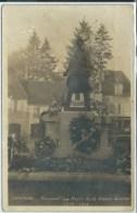 Lubersac-Carte-Photo-Monument Aux Morts De La Grande Guerre 1914-1918 - Altri Comuni
