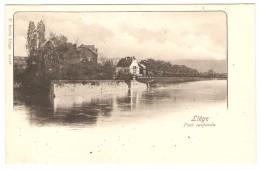 LIEGE  ---    Pont Suspendu - Liege