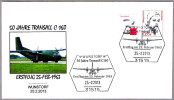 50 Años TRANSALL C 160 - Primer Vuelo 25-Feb-1963. Wunstorf 2013 - Aviones