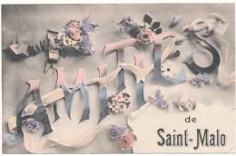 SAINT MALO - Amitiés De... - Saint Malo
