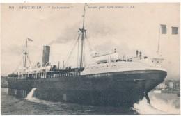 SAINT MALO - La Louisiane Partant Pour Terre Neuve - Saint Malo