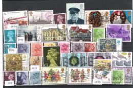 GRANDE BRETAGNE: Lot De 34 TP Royaume Uni  Et Irlande Du Nord (1974...1979) - Colecciones Completas