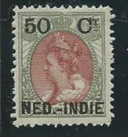 INDE NEERLANDAISE: *, N°36, 1 Dt Crte, AB - Niederländisch-Indien