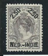 INDE NEERLANDAISE: *, N°37, TB - Nederlands-Indië