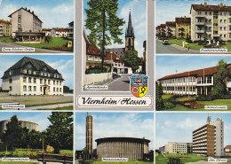 Allemagne - Viernheim / Hessen - 1966 - Viernheim