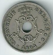 Belgium Belgique Belgie Belgio 10 Cents FL KM#49  1903 - 04. 10 Centesimi