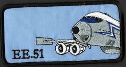 ARMEE DE L'AIR - E.E. 51 AUBRAC - PATRONYMIQUE VIERGE - Patches