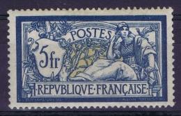 France:  Yvert Nr 123 MH/*  Charniere Falz  1900 - 1900-27 Merson
