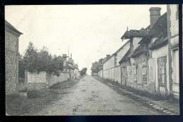 Cpa Du 91  Villebon  --- Entrée Du Village   LIOB65 - France