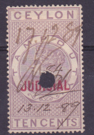 Ceylon Revenue - Ceylon (...-1947)
