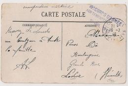 LOURDES, Basses Pyrénées, HOP TEMP N° 32. SUP ! - Guerra Del 1914-18