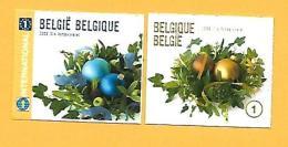 969 ~ 2009 ~~ BELGIQUE  3981 / 82**  Neufs - Sammlungen