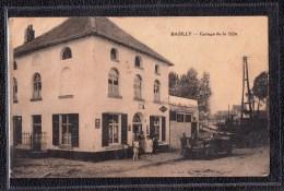 ASSEZ RARE - BASILLY ( Zullik - Opzullik ) - GARAGE DE LA SILLE - Oldtimer - Silly
