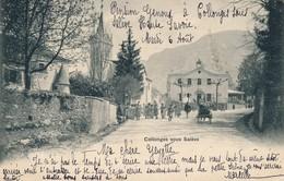 74 - COLLONGES-SOUS-SALÈVE - Haute-Savoie - La Place - Autres Communes