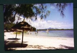 MAURITIUS  -  Le Chaland  Unused Postcard - Mauritius